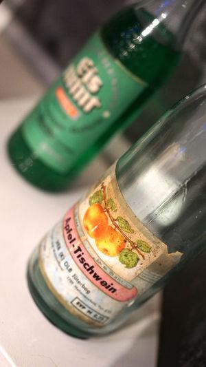 Close-up Bottle