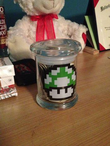 My new mason jar