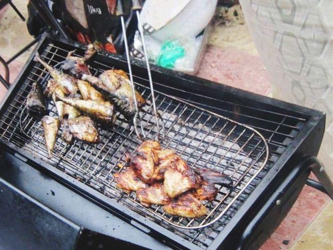 London Spicy Food Ghana Food Foodphotography Barbecue Ghanaian Street Food