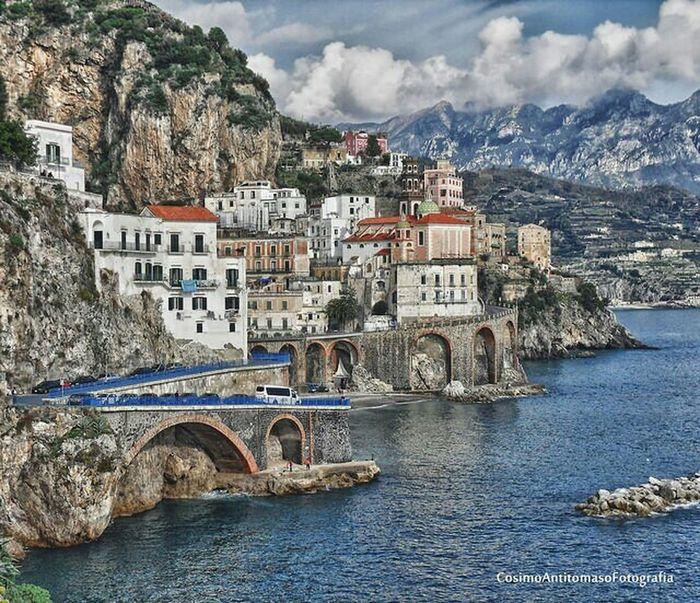 Costiera Amalfitana - Italy Amalfi  Amalficoast Amalfiküste Amalfitan Coast Costiera Amalfitana Popular Photos Amalfi Coast Amalfi Coast Landscape