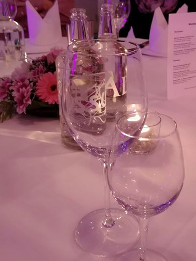 Wine Wineglass Glass Glass - Material Nightclub Pink Color Party - Social Event Celebration Multi Colored Purple Drink Drinking Glass Mangenta Arrangement