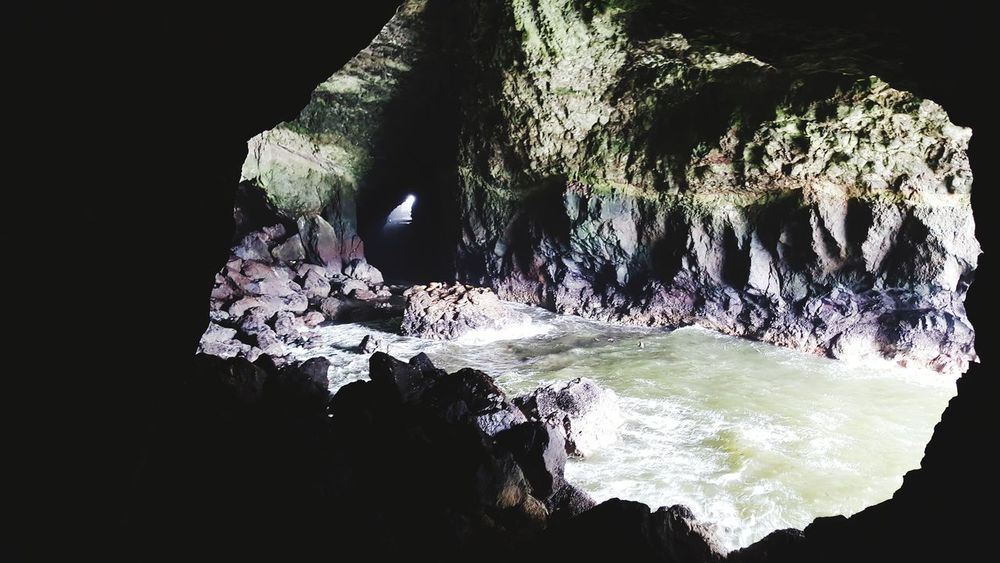 Rock - Object Cave Nature Mountain Beauty In Nature Water No People Indoors  Night EyeEmNewHere Let's Go. Together. Let's Go Smarter Cliff Rock Rocks And Water Rocky Coastline Rock Sealions SeaLionCaves