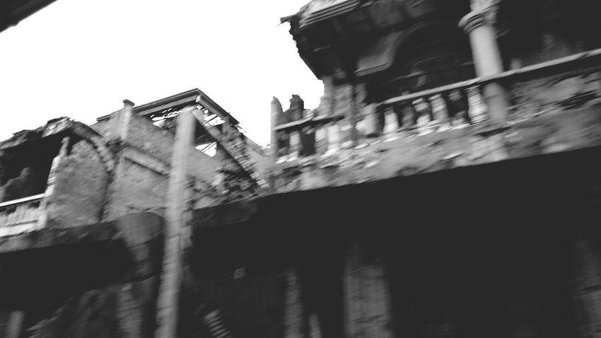 #ruins #marawiseige Sky City No People
