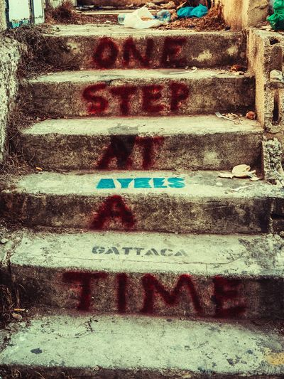 One step at a