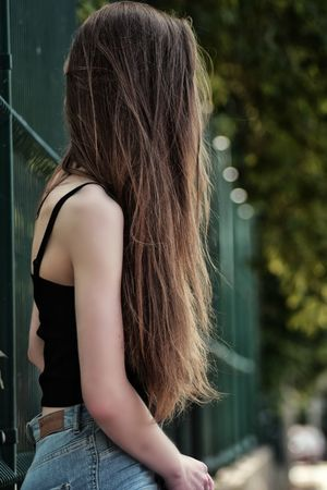 Day Long Hair Outdoors Poland Polishgirl Real People Sunny Sunnyday☀️ Women