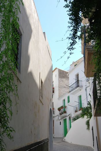 Shadows Eivissa Dalt Vila City Apartment Residential Building Water House Window Shadow Sky Architecture Building Exterior Low Whitewashed Entryway Residential District Residential Structure Settlement Human Settlement Capture Tomorrow 2018 In One Photograph Moments Of Happiness It's About The Journey 17.62° My Best Photo