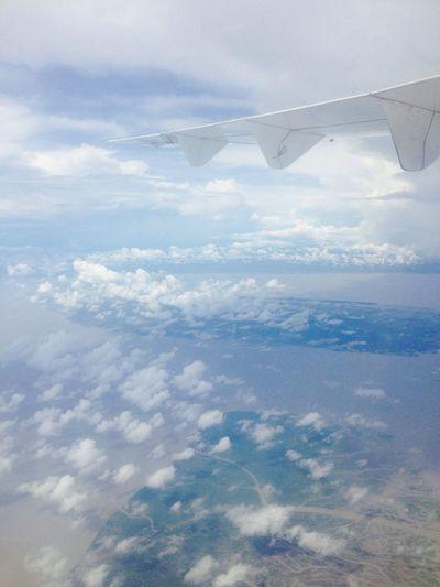 On way to my ethnic soil Chittagong over the Bay of Bengal... EyeEm Best Shots Eyeemkolkata Bangladesh Kolkata