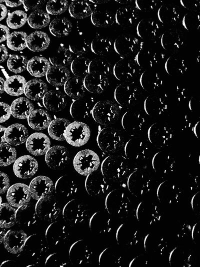 Shades Of Grey Screw Screws Screwed Eye4photography  EyeEm Best Shots - Black + White Textures And Surfaces Texture Blackandwhite Black & White Artsy Break The Mold