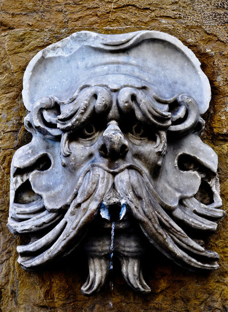 Art Art And Craft Citylife Close-up Creativity Detail Details Expression Face Firenze Florence Florence Italy Fountain Geometry Human Representation Impressive Italy Old Ornate Sculpture Statue Statue Symmetry Urbanphotography Water