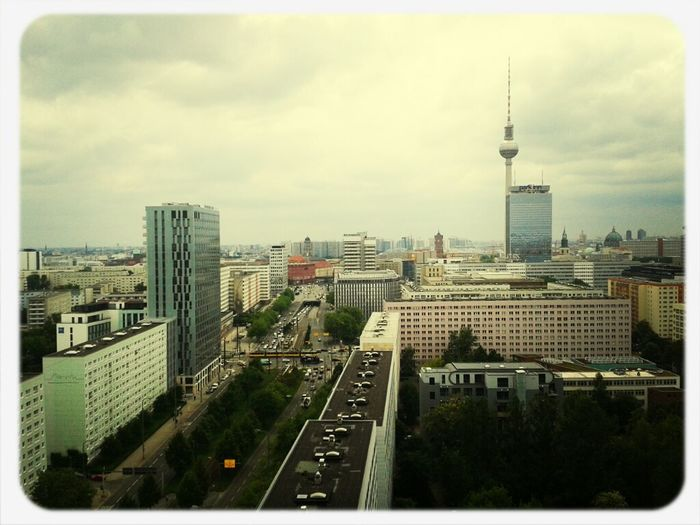 On Top Of... Berlin GetYourGuide Cityscapes