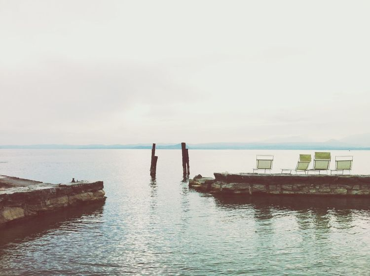 Orizzonti Clara Filter Lago Di Garda Minimalism Landscape_Collection