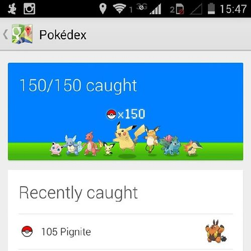 :) Pokedex Pkmn Nintendo Googlemaps