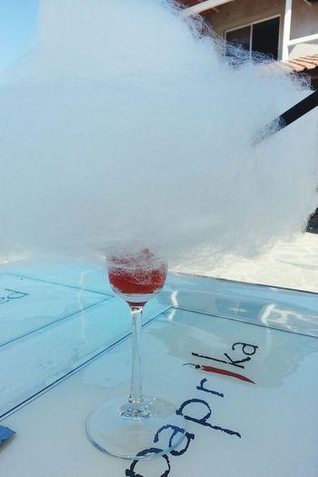 Strawberry Lemonade Cottoncandy Summertime Summer2015 Selimiye/Marmaris
