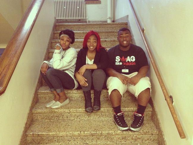 Me, Mf Bff , && My Niggaa
