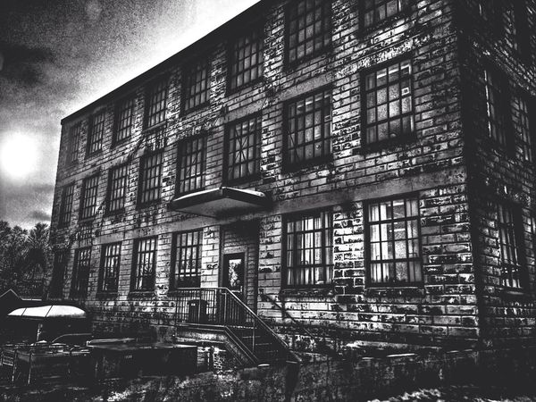 EyeEm Best Shots - HDR Building_shotz Black And White Architecture