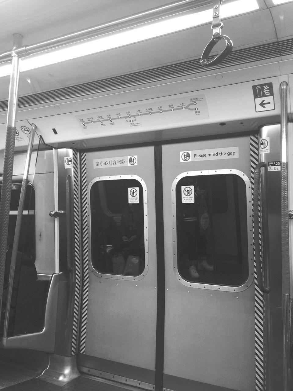 train - vehicle, public transportation, rail transportation, transportation, no people, indoors, subway train, illuminated, day