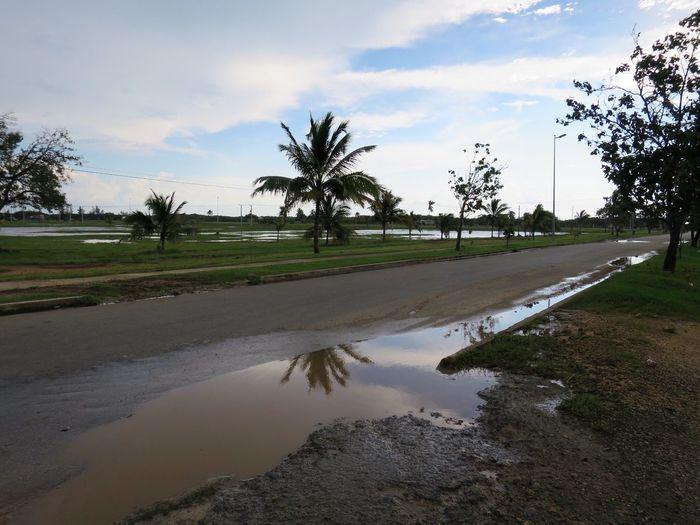 Cuba Cuba 2015 Varadero Streetphotography Street Photography Rainy Days Rainy Day After Rain