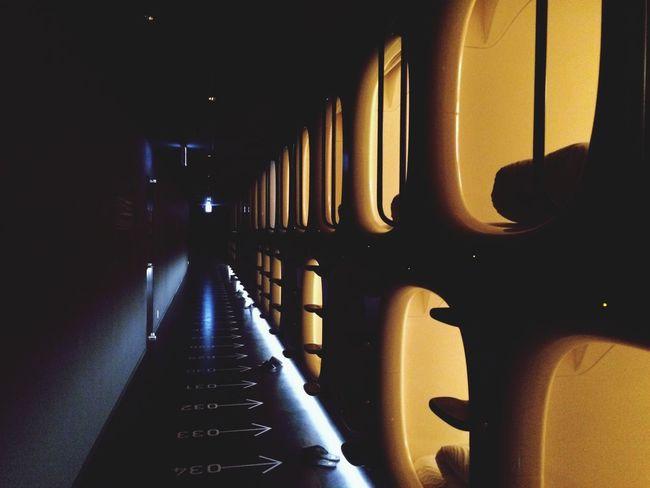 Capsule hotel in Narita Airport Hotel Capsule Hotel NARITAAIRPORT Private Small Comfortable