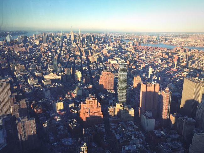 Newyorkcity Rockfeller Capturedfrommyphone