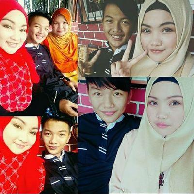 Salam Aidil Adha! Raya with my mama, sister and young sisterrr :D Salamaidiladha Salamaidiladha2015 Rayahaji Rayakorban Family Comel Happy Love Igers Iger Malaysian