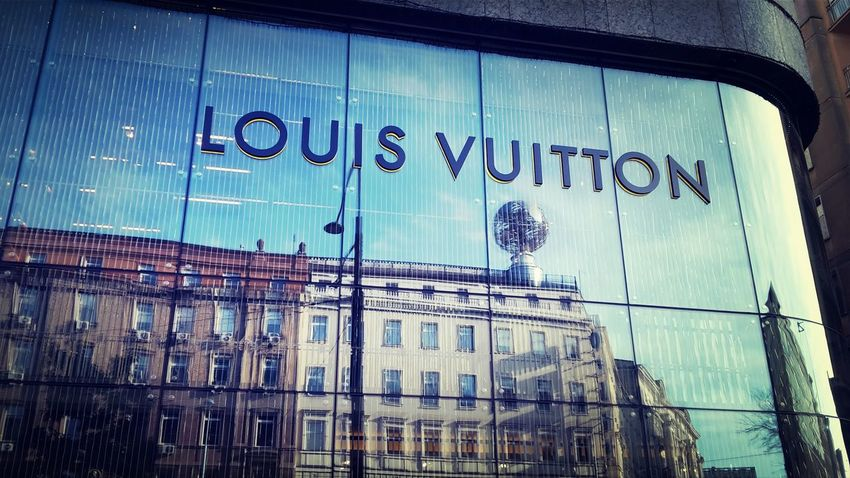 Louis Vuitton In Warsaw