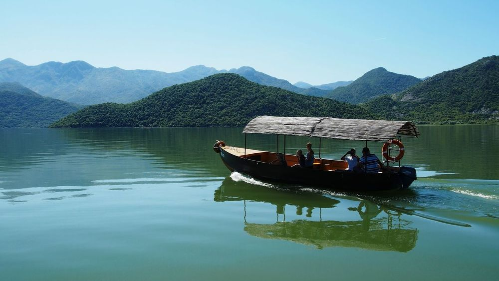 montenegro lake boat The Essence Of Summer Feel The Journey 43Golden Moments The Magic Mission Travel