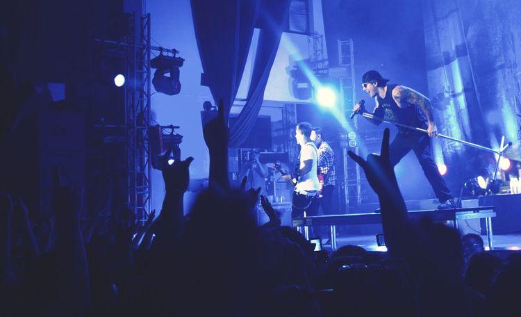 Concert Avenged Sevenfold A7x Metal