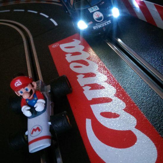 Super Mario Carrera Lazy Sunday