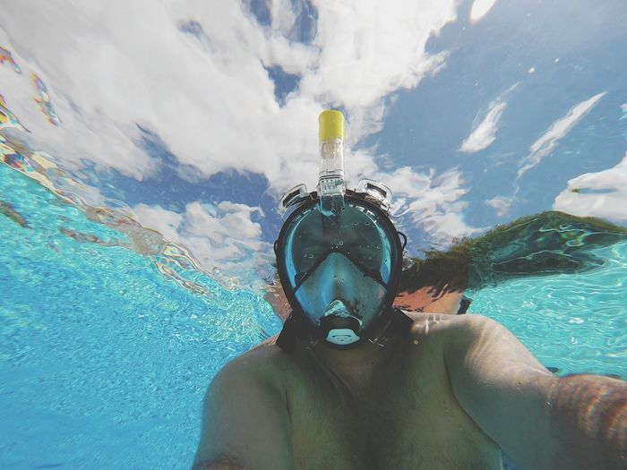 Diving and diving and more diving, vacation time. Diving Equipment Diving Time Diving Diving Mask Day UnderSea Water Scuba Diving Swimming Underwater Sea Adventure Snorkeling Portrait Exploration