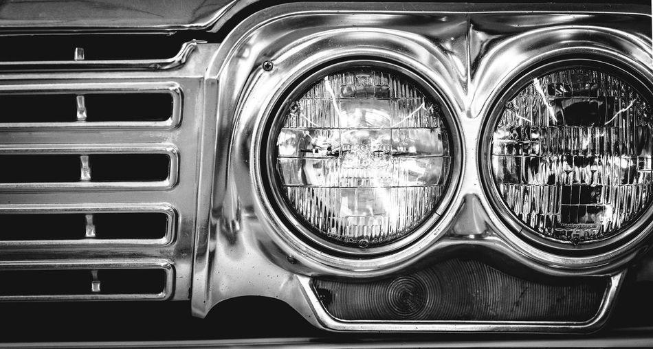 Full frame shot of car window
