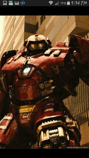Iron Man Transformer??