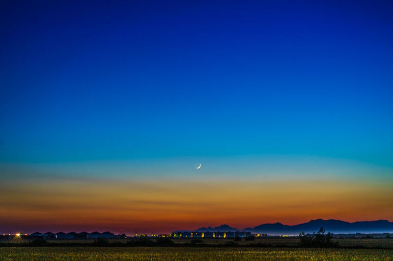 Fifty shades of evening in North CyprusBeauty In Nature Blue Dusk Horizon Over Land Illuminated Landscape Mountain Nature Orange Color Remote Sky Sunset Tranquil Scene Tranquility SONY A7ii Showcase June 43 Golden Moments Evening Leisure Activity Turkishfollowers Trnc Cyprus Nature_collection Naturelovers Moon