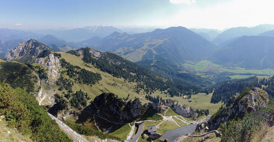 Bavarian Alps Geology Hill Landscape Majestic Mountain Mountain Range Nature Physical Geography Scenics Valley Been There.