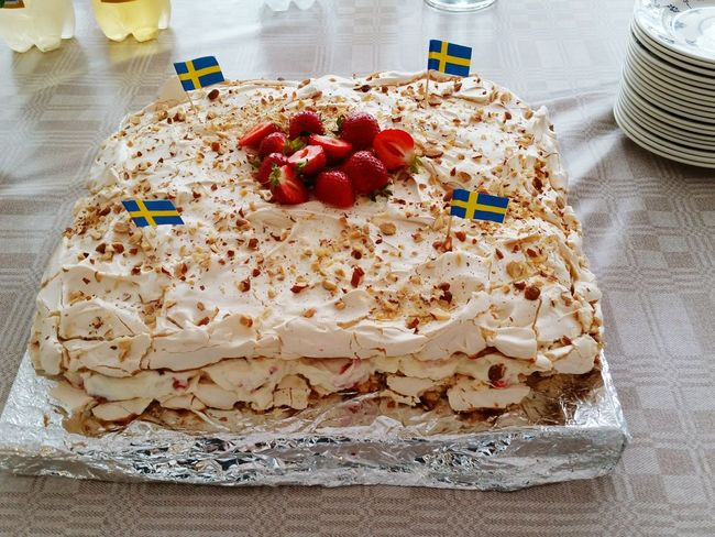 Enjoying Life Its Me Its We Foodphotography Cake♥ Cake Time Wedding Photography Capture The Moment The Essence Of Summer Midsummer Sweden