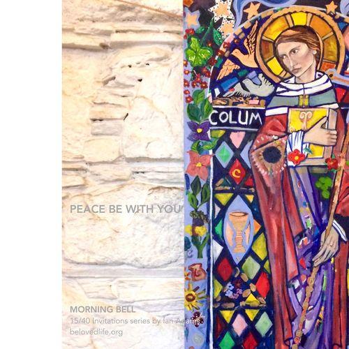 15/40 in #40Invitations series for the #Easter season Stillness Prayer Contemplation Life Iona Iona Community St Columba