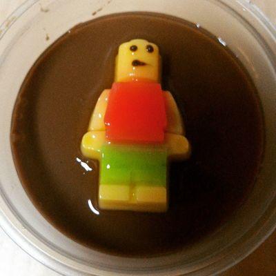 Lego Puding Puding LEGO Dessert
