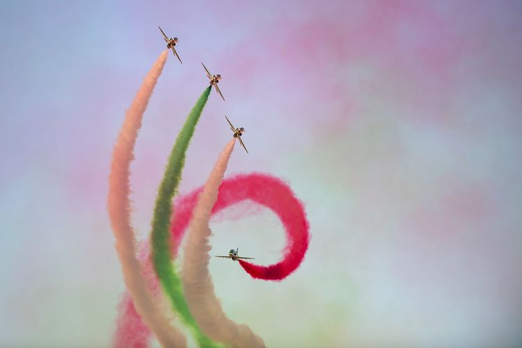 the sky Airshow