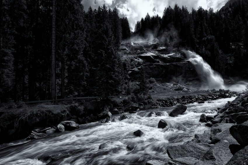 Krimml Waterfalls , Austria. Landscape Austria Austrian Alps Krimml Waterfalls , Austria. Mountain Landscape Of Austria. Beauty In Nature Blurred Motion Day Falling Water Flowing Flowing Water Forest Krimml Waterfalls Krimmler Krimmler Wasserfalle Land Long Exposure Motion Mountain Nature No People Outdoors Plant Power In Nature Rock Rock - Object Scenics - Nature Solid Stream - Flowing Water Tree Water Waterfall Waterfalls