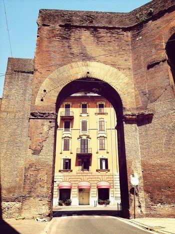 10am 27* Romestreets Architecture Ancient Architecture Wallportrait
