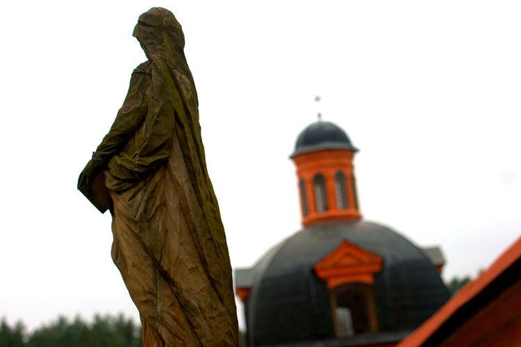 Architecture Built Structure Church Church Focus On Foreground Masuren No People Poland Swieta Lipka