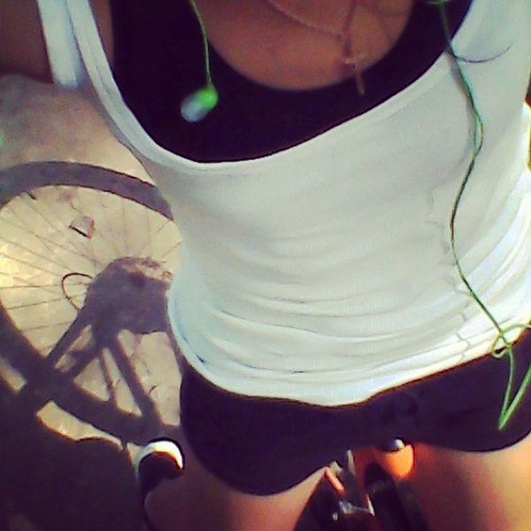 Summertime Holidays ☀ Sport велосипед #свежийвоздух #качайбулки