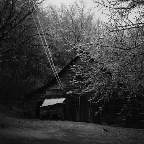 Snow ❄ Ice Barn Country Life
