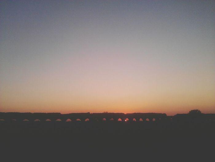 Tranquil Scene Sunset Water Main Roman