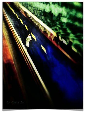 Walkin the Deck NEM Painterly Slow Shutter AMPt_community Wellington
