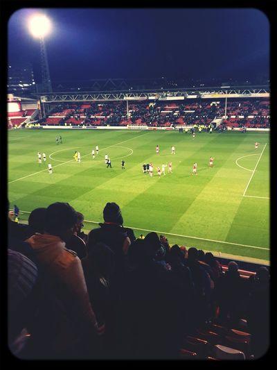 Forest vs Burnley | COYR!