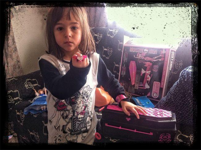 Mi Monster High favorita.