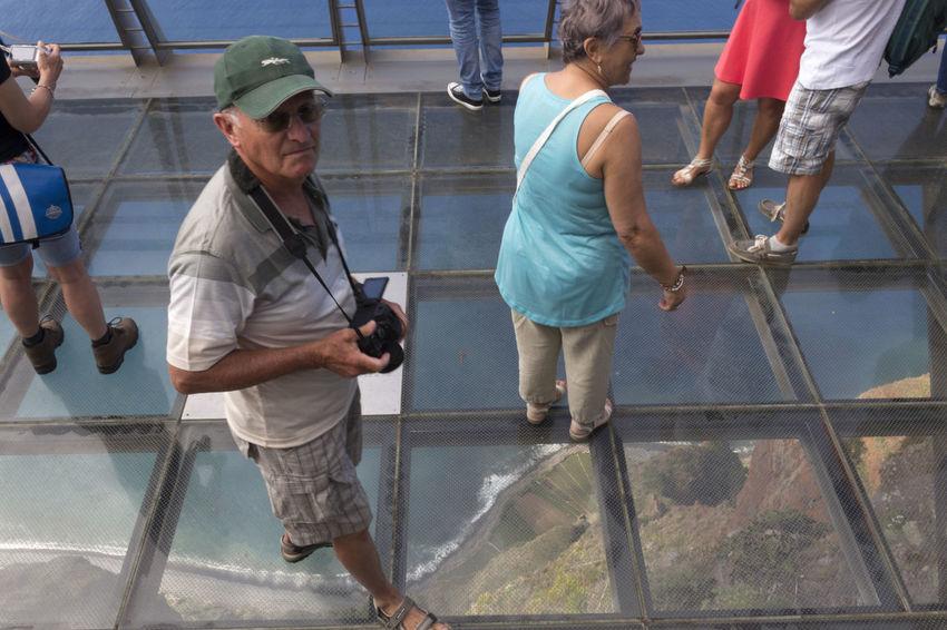 Uma paisagem por baixo dos pés    A landscape underneath your feet - June 2016    Landscape Sea High Angle View Citybycity EyeEm Around The World Cabogirão Madeira Portugal