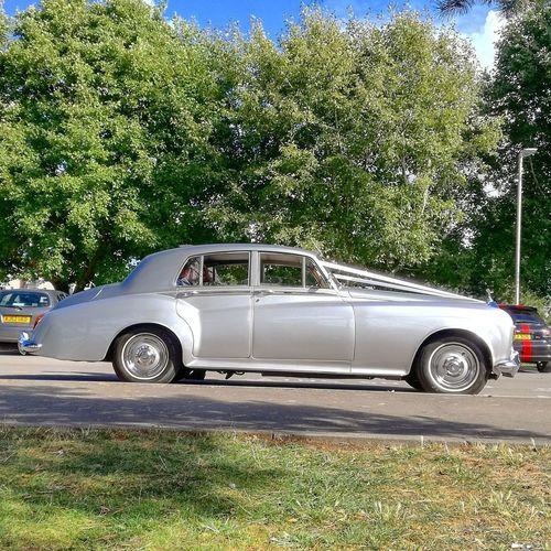 Rolls-Royce Rolls Royce Wedding Car Parked Car Rare Car Huawei P9 Lite