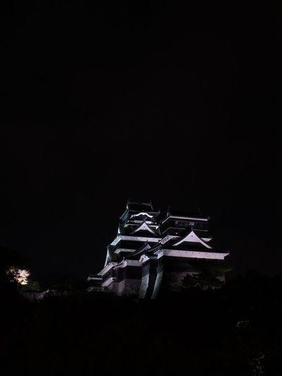 Kumamoto Castle #castle  #Night #kumamoto