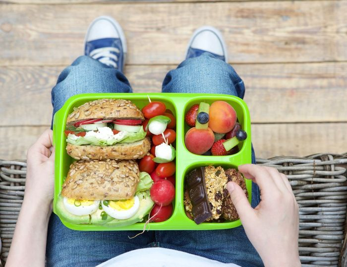 Arrangement Composition Food Freshness Healthy Eating Healthy Lifestyle Kid Lunchbox Ready-to-eat Variation Vegetable
